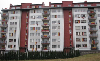 Fabijoniškių namo akcija